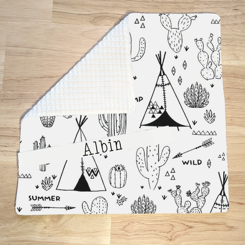 serviette de table - tipi