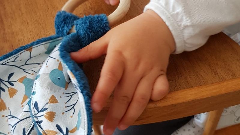 Anneau de dentition type Montessori