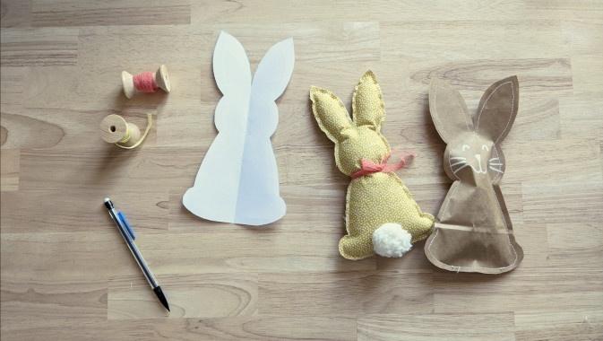 Idées couture pour Pâques Atelier Les coquettes